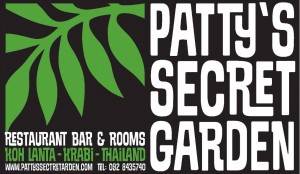 Patty's Secret Garden